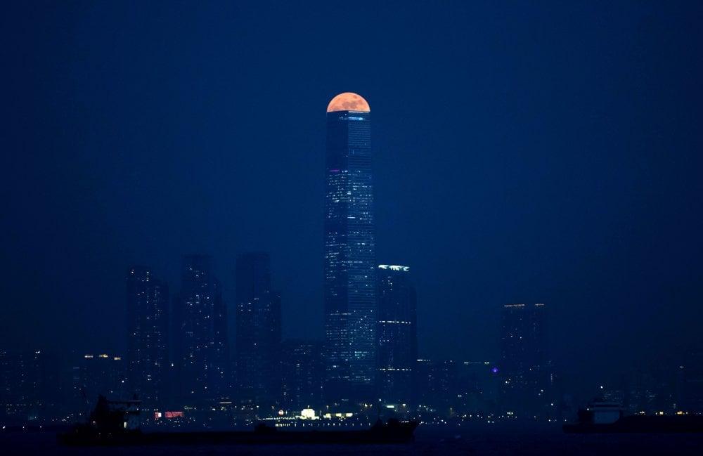 Hong Kong. FOTO - TASR/AP