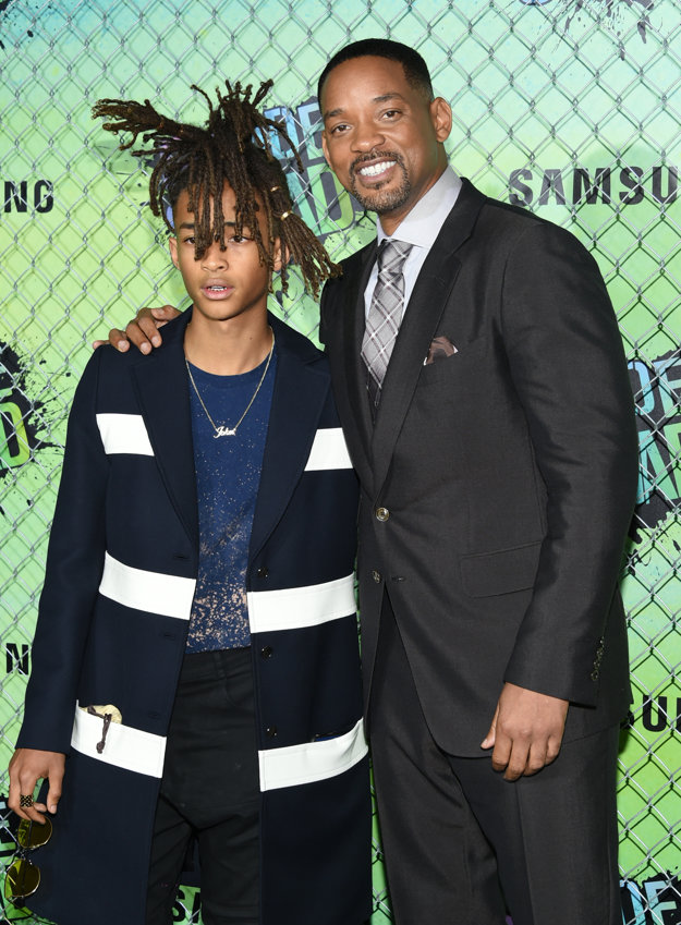 Jaden Smith a Will Smith