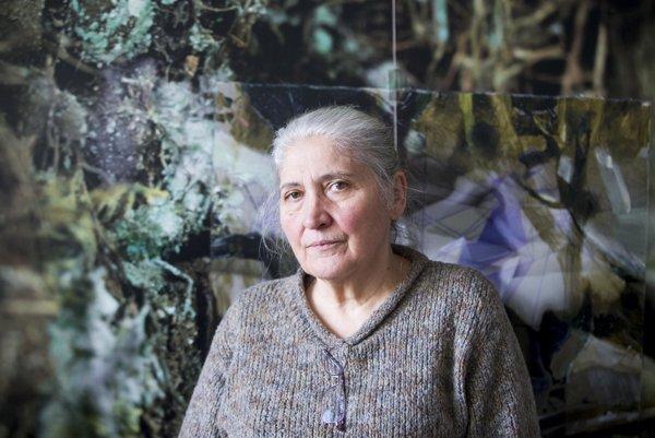 Dokumentaristka Ústavu pamäti národa Emília Pastvová
