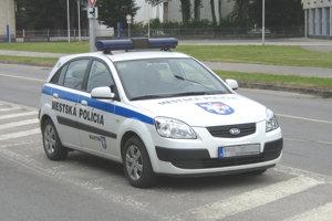 Mestská polícia odhalila viac priestupkov ako vlani.
