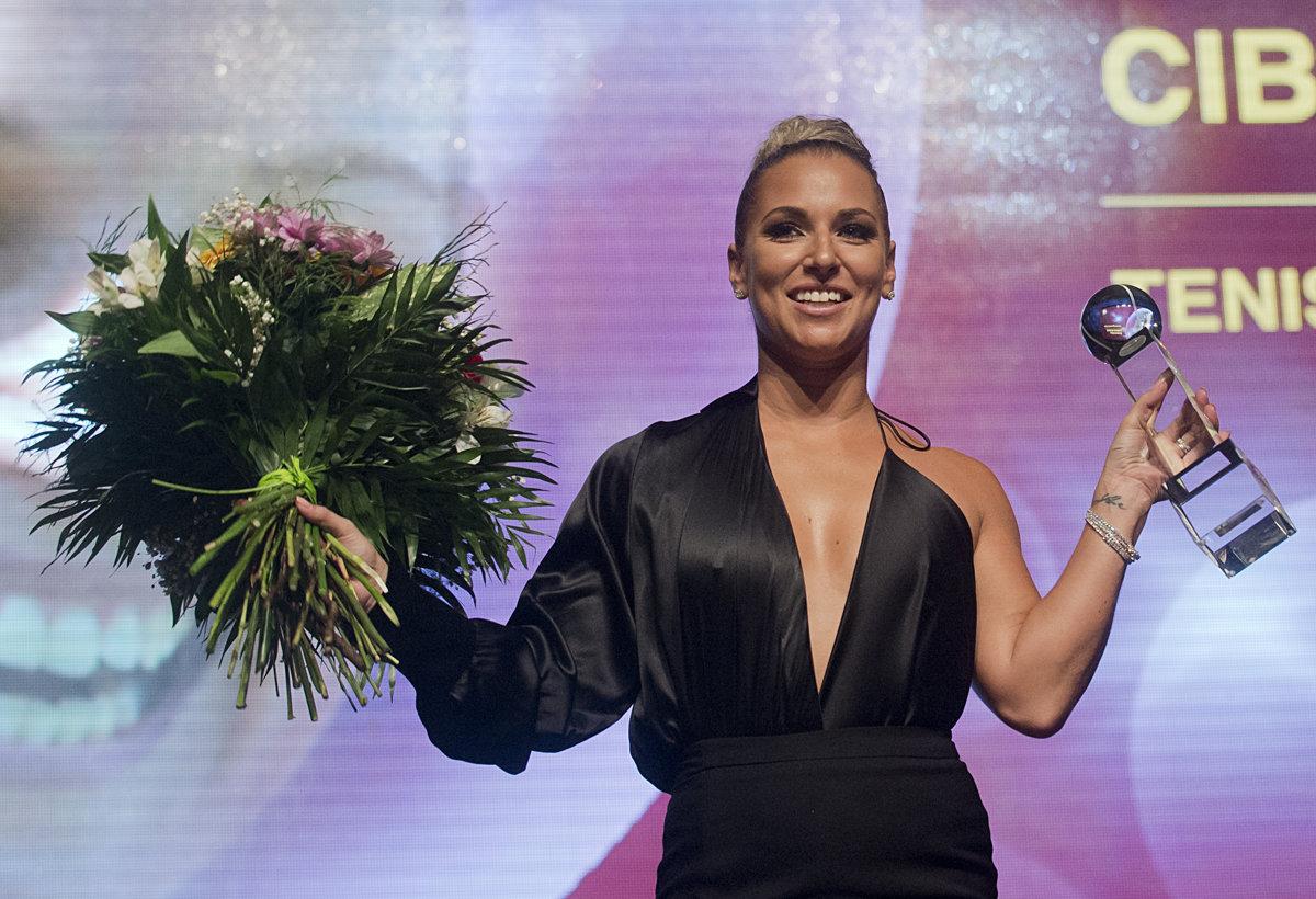 3fb0f03cf Tenistkou roka 2016 je Cibulková, medzi mužmi Kližan - Šport SME