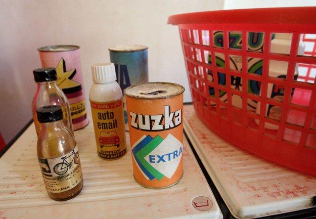 Najlepšia domáca upratovačka bola Zuzka.....