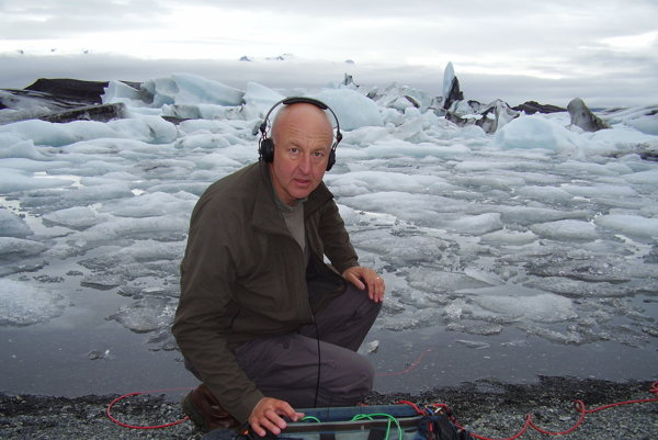 Chris Watson tento rok zverejnil novinku Okeanos zloženú zo zvukov nahratých za polárnym kruhom.
