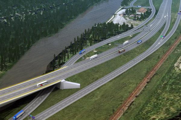 Dôvodom úplnej uzávierky jazdného pásu cesty I/11 v katastri Brodna je dokončenie vetvy objektu stavby D3 Žilina,Strážov – Žilina, Brodno.