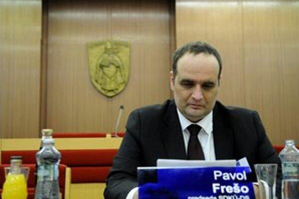 Pavol Frešo chcel debatu zviesť už v Liptovskom Mikuláši, ale Lucia Žitňanská sa ospravedlnila zo zdravotných dôvodov.