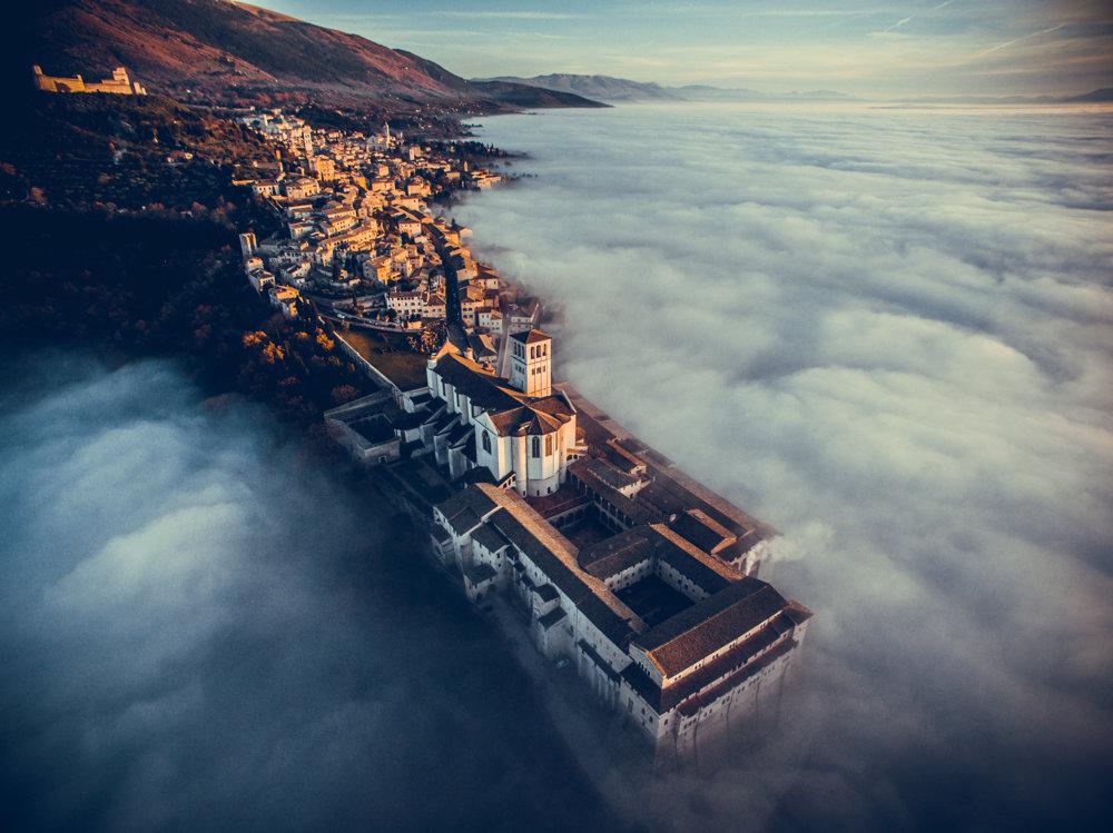 Kategória CESTOVANIE, 1. miesto: Dronestagram/Francisco Cattuto