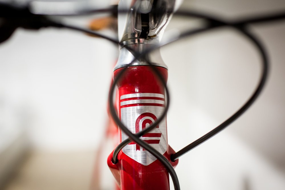 Farbu bicykla si môžete vybrať zo štyroch rôznych.