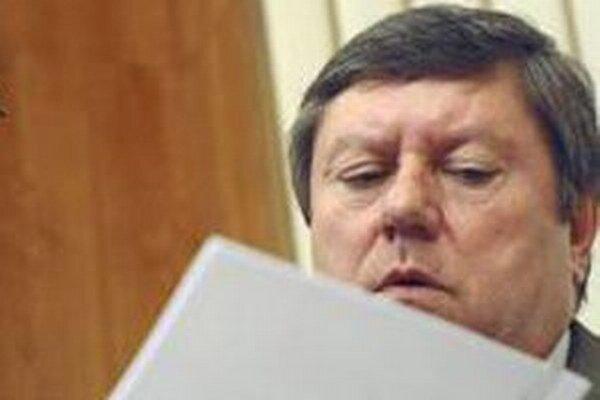 Poslanec SDKÚ Pavol Prokopovič.