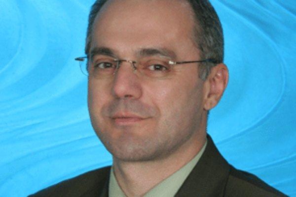 Staronový riaditeľ prievidzského úradu práce Celestín Černák.