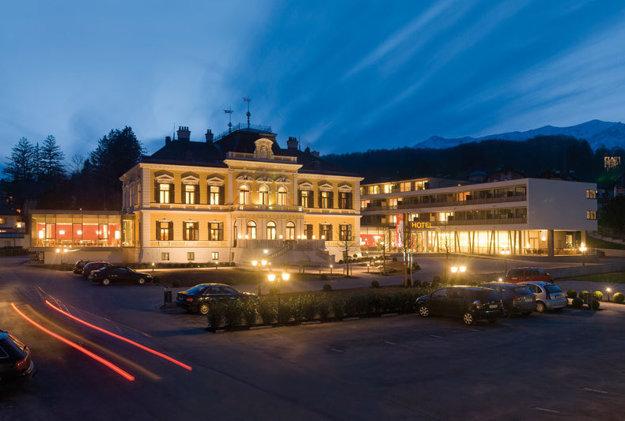 Históriu, dobré jedlo a wellness si vychutnáte vo vile Villa Seiler v Bad Ischli