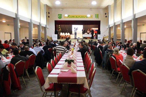 Kultúrny dom v Rumanovej bude po roku opäť hostiť stretnutie futbalovej rodiny z okresov Nitra, Šaľa a Zlaté Moravce.