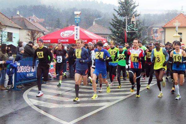 Machulince budú v sobotu patriť tradičnému bežeckému podujatiu.