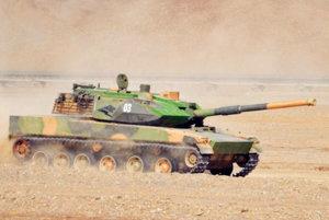 Čínsky exportný tank VT-5.