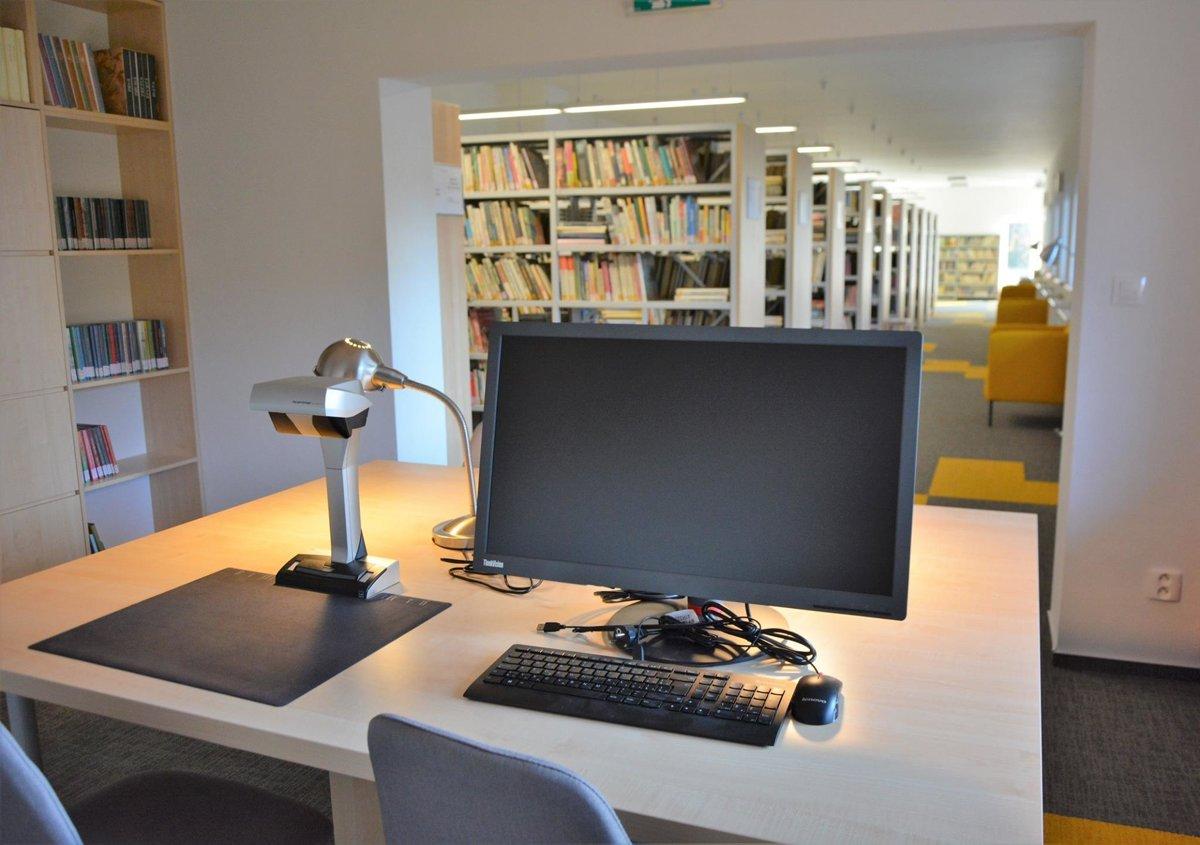 db2296cf0798 STUPAVA  V meste slávnostne otvorili nové priestory knižnice - SME ...