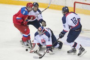 Memoriál Ivana Hlinku je turnajom pre najväčšie talenty svetového hokeja.
