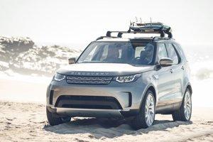 Nový Land Rover Discovery sa bude vyrábať neďaleko Nitry.