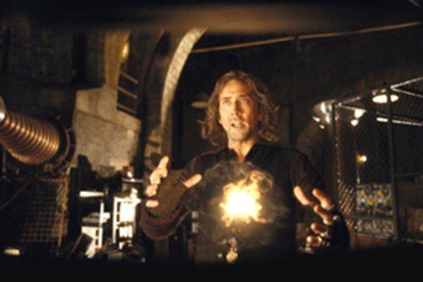 Jednu z hlavných úloh si vo filme zahral Nicolas Cage.