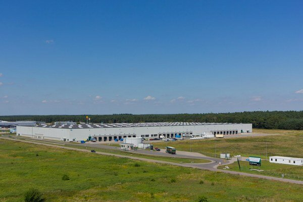 Nehnuteľnosť bude slúžiť ako distribučné centrum pre zákazníkov spoločnosti Prime Cargo v Škandinávi.