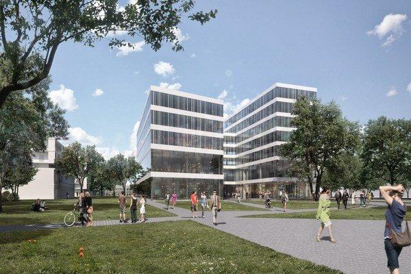 Inlogis zo skupiny HB Reavis ponúkol za pozemok s budovami 5,5 milióna eur. Ďalších zhruba 2,5 milióna eur musí vynaložiť na sanáciu enviromentálnej záťaže.