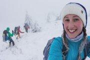 Soňa Čermáková sa chce dostať na polárnu expedíciu.