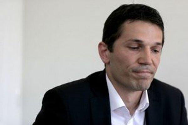 Kandidát na šéfa NKÚ Kamil Krnáč.