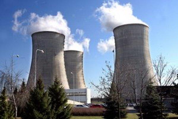 Atómová elektráreň v Mochovciach.