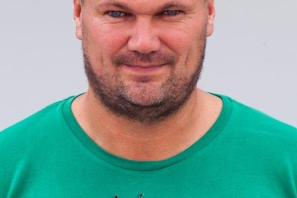 Dušan Kramlík - tréner Nového Mesta.