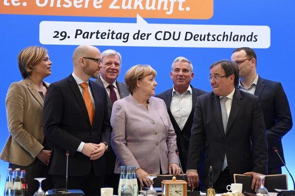 Kresťanskodemokratická únia.