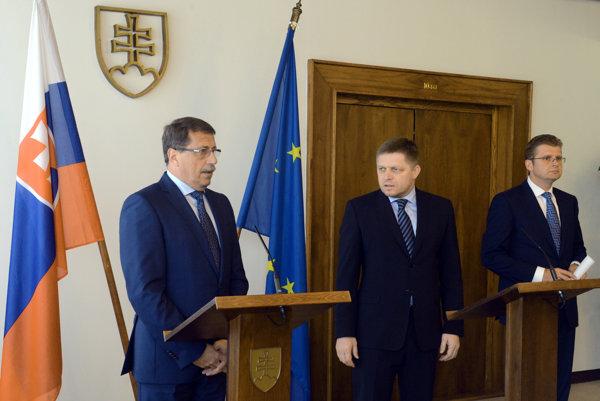 Personálne rošády. Minister hospodárstva má nahradiť Pavla Pašku vo funkcii podpredsedu Smeru.