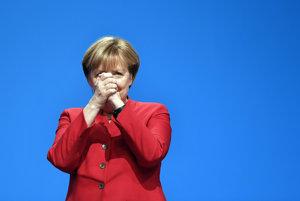 Merkelovej popularita rastie.