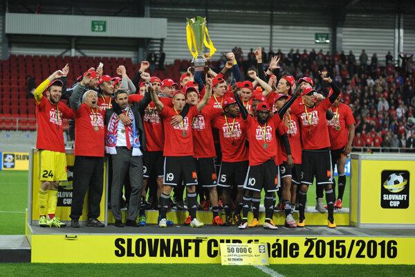 Trenčania by si radi zaspomínali na minulé úspešné ročníky Slovnaft Cupu.