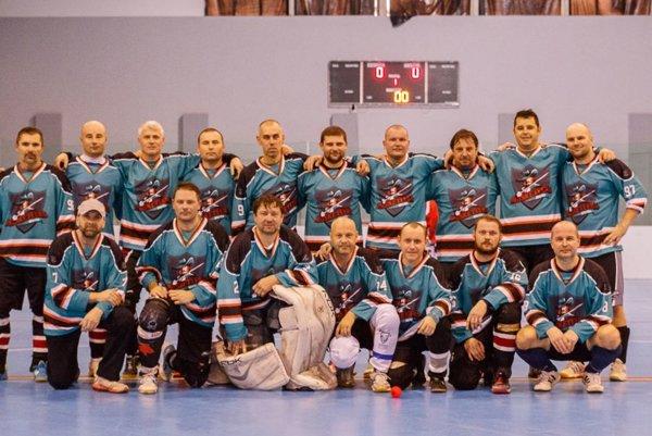 Víťazný tím turnaja Musketeers Martin.