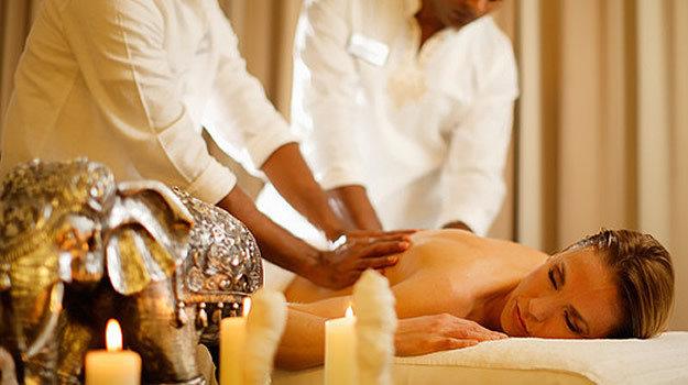Uvoľňujúcu masáž si doprajete aj v hoteli Larimar
