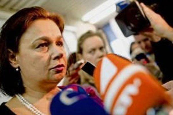 Miloslava Zemková sa nevzdáva.