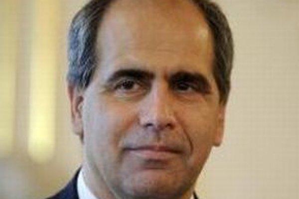 Peter Burian.