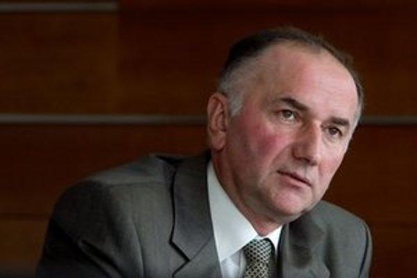 Exminister školstva Eugen Jurzyca.