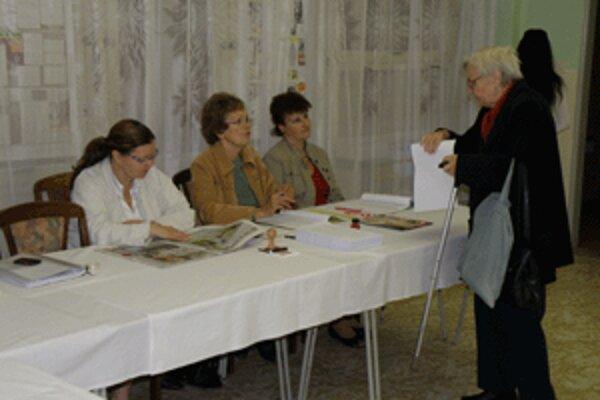 V Prievidzi hlasovalo v referende 23,43 percent oprávnených občanov.