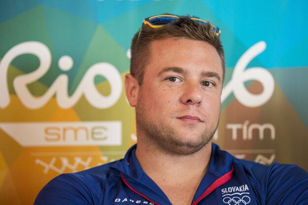 Marcel Lomnický je opäť druhým najlepším slovenským atlétom.