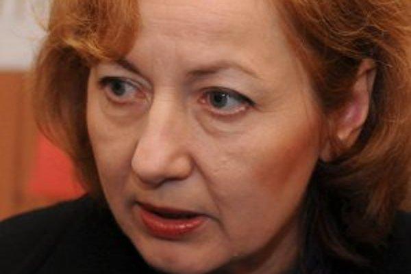 Elena Kohútiková.