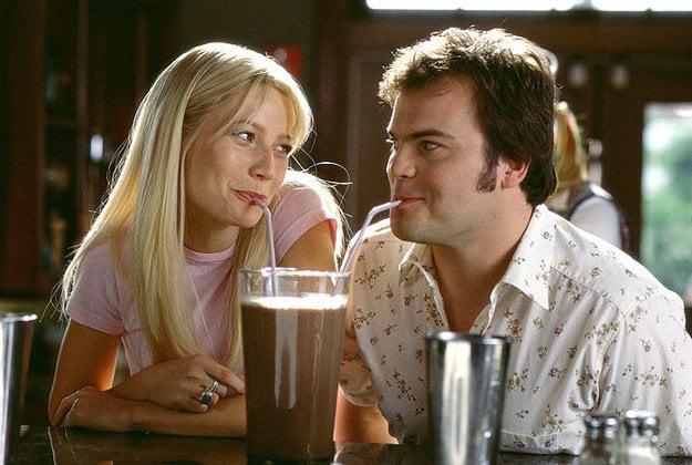 S Gwyneth Paltrowovou v komédii Ťažko zamilovaný (2001).