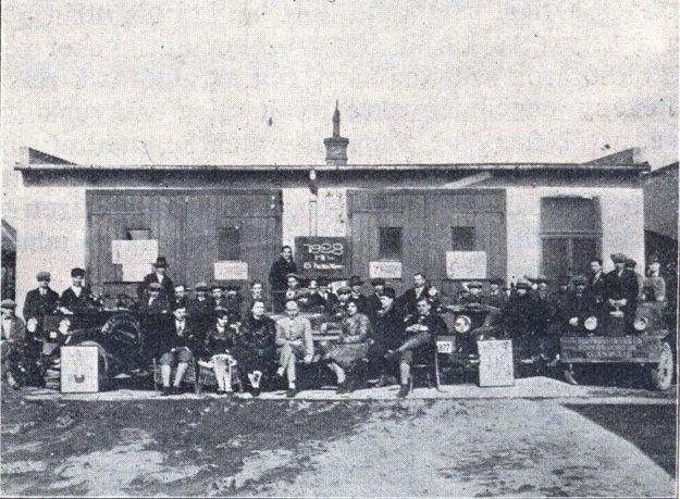 Gašparova autoškola v Košiciach.