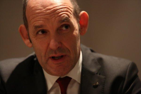 Prevádzkový riaditeľ Kia Motors Europe Michael Cole v rozhovore pre SME.