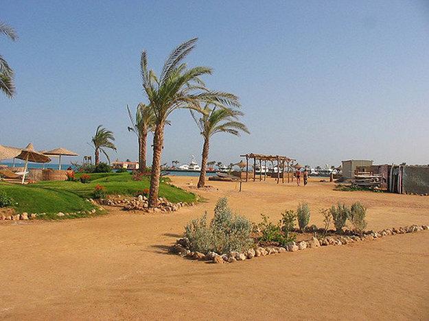 Hurghada je obľúbenou destináciou počas celého roka.
