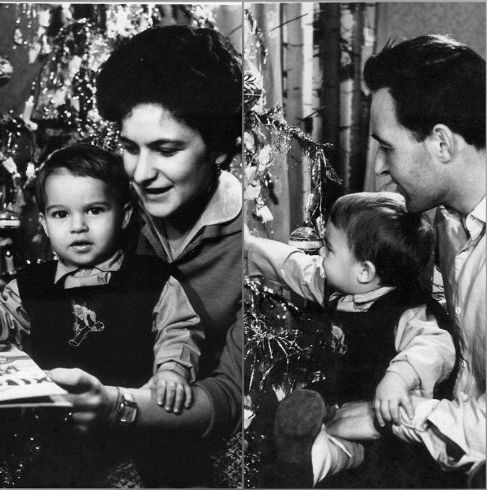 Haberovci. Nostalgia sa s prichádzajúcimi sviatkami chytá mnohých z nás, výnimkou nie je ani Paľo Habera, ktorý si zaspomínal na svoju mamu a otca.