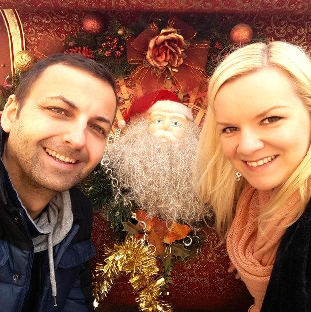 Levičanka žije na Malte so svojím manželom Szabim. Vianoce ale budú tráviť doma, u rodiny - na Malte by kapra nezohnali.