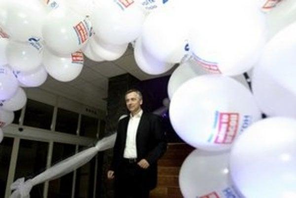 Ján  Figeľ pred voľbami vyhlásil, že za úspech bude považovať dvojciferný výsledok. Nepodarilo sa, KDH získalo  8,8 percenta voličských hlasov.