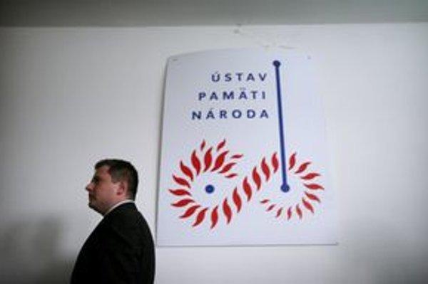 Predseda Správnej rady Ústavu pamäti národa Ivan Petranský.