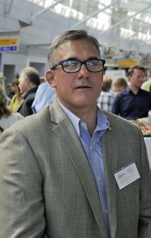 Scott Buckiso, prezident U. S. Steel Košice.