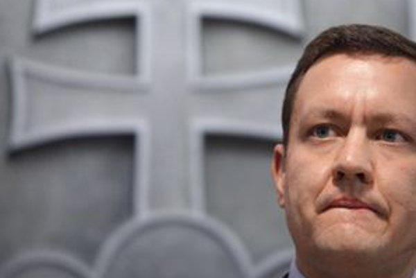 Minister vnútra Daniel Lipšic.