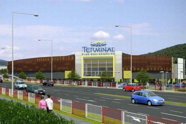 Obchodné centrum bude súčasťou novej autobusovej stanice.